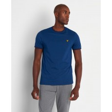 Lyle & Scott  Ringer Navy T-Shirt