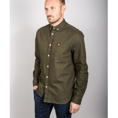 Lyle & Scott Light Weight Oxford Shirt