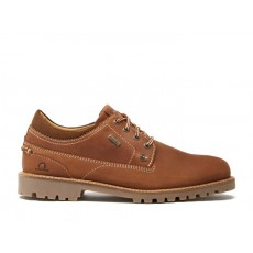 Chatham Raby Water Proof Derby Tan Shoe