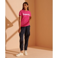 Superdry CL Flock Tee