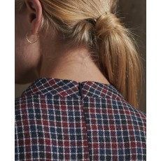 Superdry Kimmy Check Top