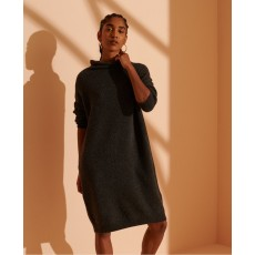 Superdry Isabella Dress Funnel Neck