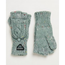 Superdry Gracie Cable Glove