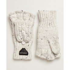 Superdry Glove Gracie Cable