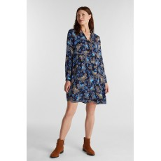 Esprit Pocket Dress Navy