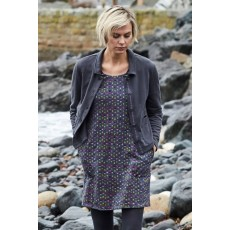 Nomads Jersey Steel Tunic Dress