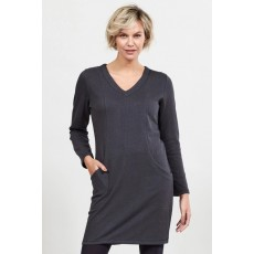 Nomads Seam Detail Ash Tunic Dress