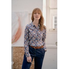 Seasalt Larissa Shirt Cornish Cottages Sailor