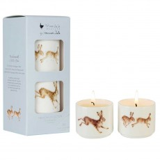 Set of 2 Mini Candles- Meadow