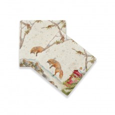 Kate of Kensington Xmas Post Coasters