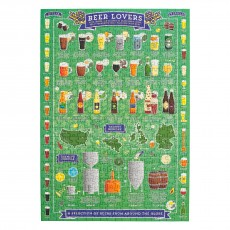 Beer Lovers Jigsaw 500pcs