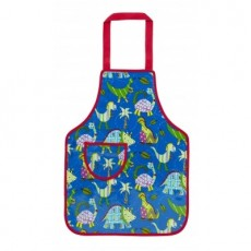 Childs PVC Apron Dino
