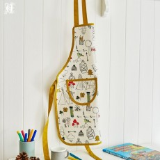 Lets Explore Childrens Apron