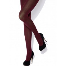 Melas Cheveron opaque Tights