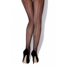Melas Backseam Net Tights