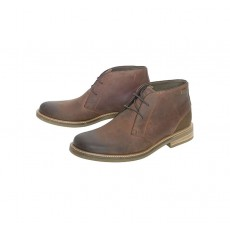 Barbour Readhead Tan Shoe