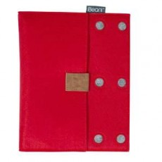 Ibeani Universal Tablet Sleeve Red
