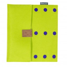Ibeani Universal Tablet Sleeve Green