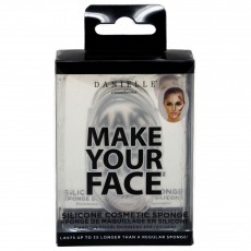 Danielle Make Your Face Silicone Cosmetic Sponge