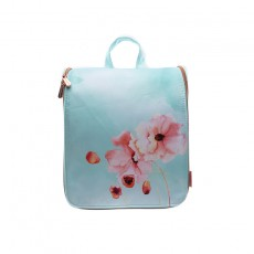 Danielle Floral Awakening Hang Up Travel Caddy