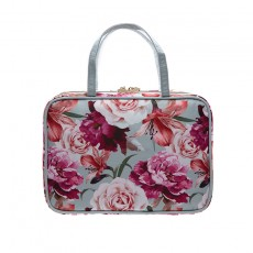 Danielle Vintage Garden Large Toiletry Bag With Handles