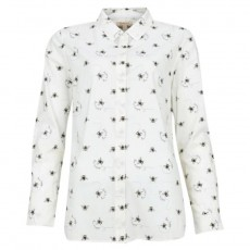 Barbour Safari Shirt-Country Bee Print