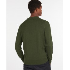 Barbour Pima Cotton Crew Jumper