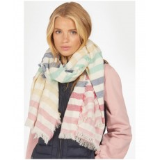 Barbour Beachfront Rainbow Wrap Multi