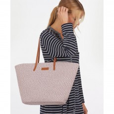 Barbour Colour Twist Tote Bag Multi