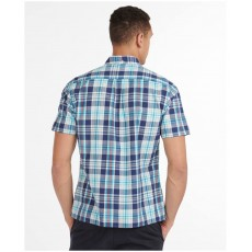Barbour Madras 9 Tailored Shirt