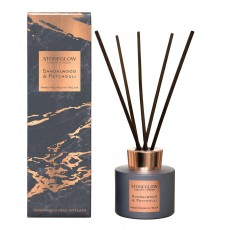 Stoneglow Luna Sandalwood & Patchouli Reed Diffuser