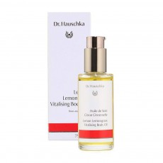Dr Hauschka EVO Lemon Lemongrass Vitalising Body Oil  75ML