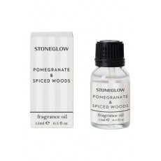 Stoneglow Mordern Classics Fragrance Oil Pomegranate & Spiced Woods 15ml