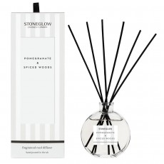 Stoneglow Modern Classics Reed Diffuser Pomegranate & Spiced Wood