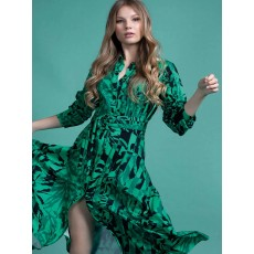 Guess Budur Green Dress