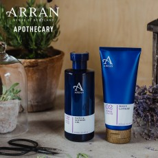 Arran Apothecary Lavender & Tea Tree Body Lotion 200ml