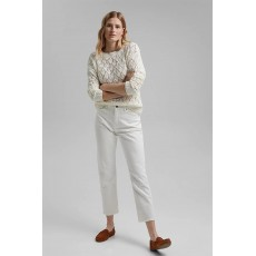 Esprit Lace Long Sleeve Sweater