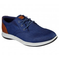 Skechers Darlow-Remego Shoe Blue