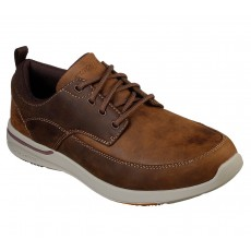 Skechers Elent-Leven Shoe Brown