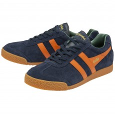 Lotus Gola Harrier Suede Trainer