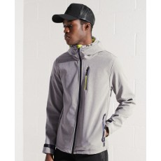 Superdry Hooded Soft Shell Jacket