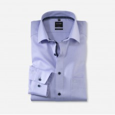 Olymp Structure Shirt Lilac