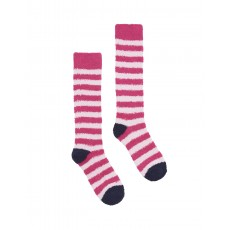 LONG FLUFFY SOCKS TRUPINK
