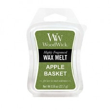 CANDLE APPLE BASKET MINI WAX MELT