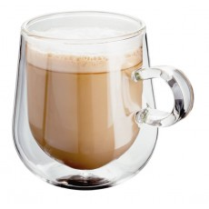 Judge 2Pc Latte Glass Set 275ml