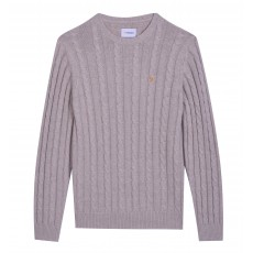 Farah Norfolk Crew Neck Sweater