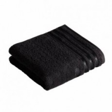 Vossen Cult De Luxe Bath Towel Black