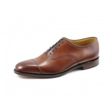 Loake Aldwych Shoes Mahogany