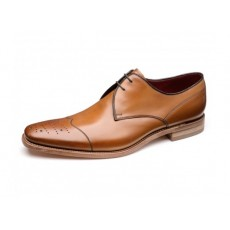 Loake Crawford Shoes Tan