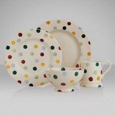 Emma Bridgewater Polka Dot Cereal Bowl